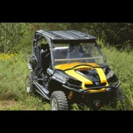 CAN-AM COMMANDER WINDSHIELD