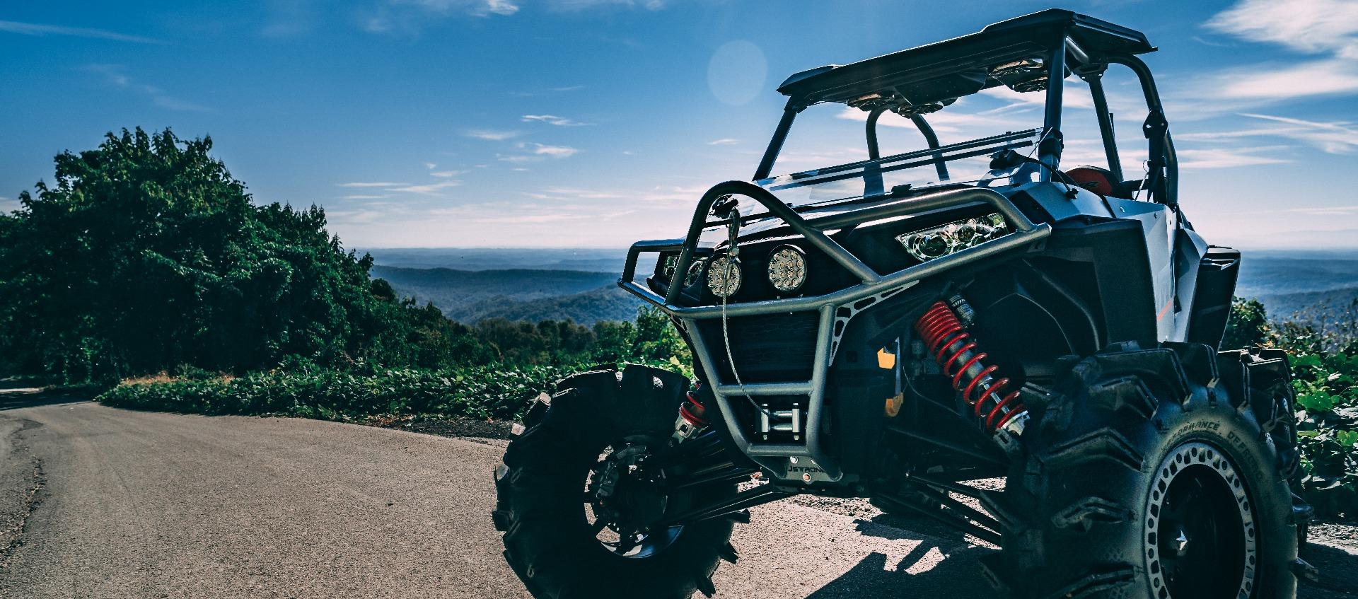 FOR All Yamaha Rhino Polaris Ranger UTV Hidden AM-FM AntennA